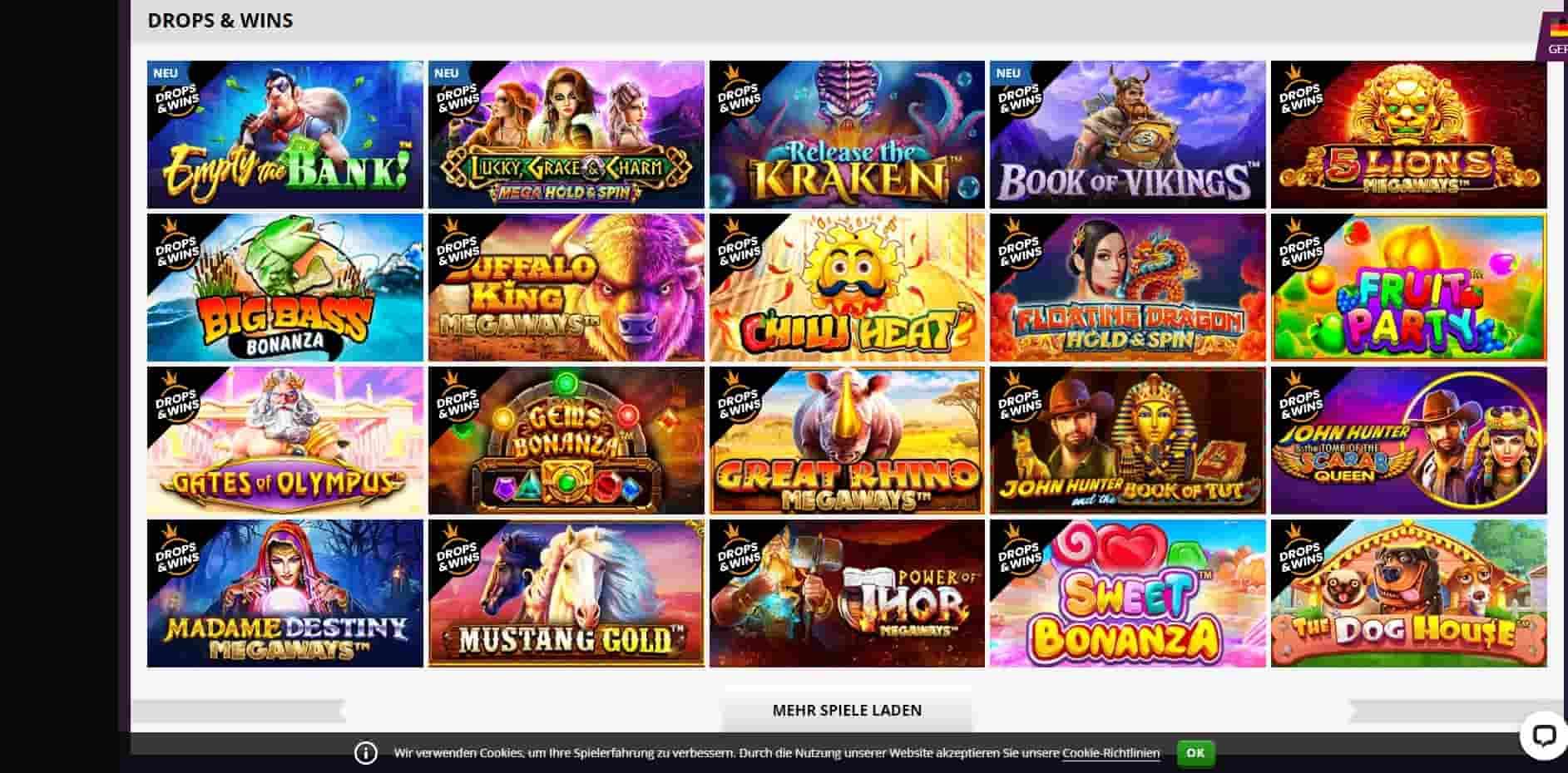 Playamo casino games-min
