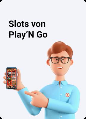 Slots von Play'N Go