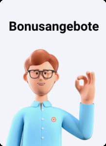 Bonusangebote