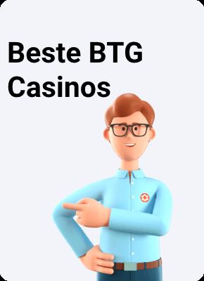 Beste BTG Casinos