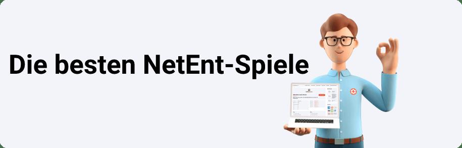 NetEnt-Spiele
