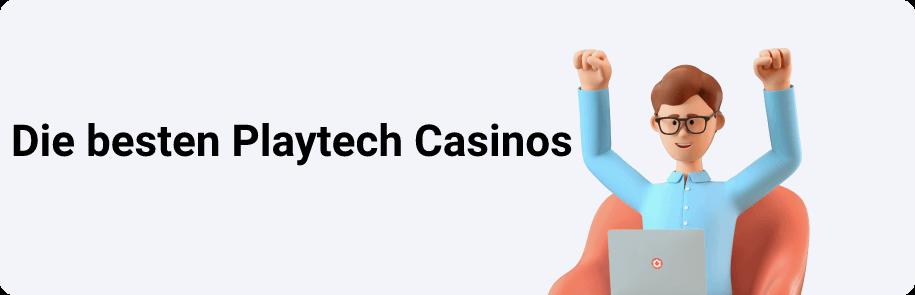 Die besten Playtech Casinos