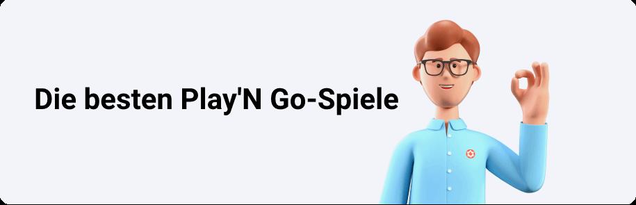 Die Besten Play'N Go-Spiele