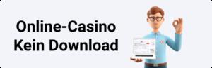 Online-Casino Kein Download